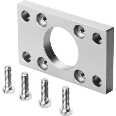 Flange Mounting FNC For DSBC ISO 15552 Cylinders
