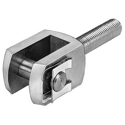 Rod Clevis SGA For DSBC ISO 15552 Cylinders