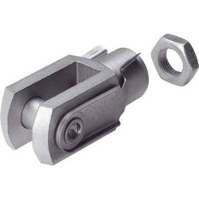 Rod Clevis SG For DSBC ISO 15552 Cylinders