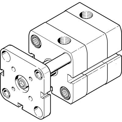 Compact Guided Cylinders