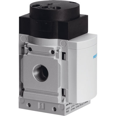 MS Series Soft Start Valves