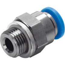 Straight Push-in Male Stud Fittings