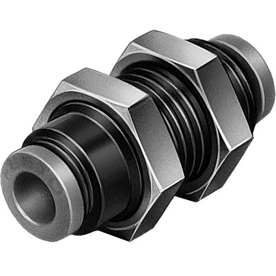 Tube to Tube Bulkhead Fittings