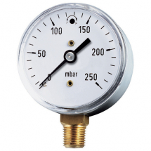 CG63-100B  Capsule Gauge  63Mm
