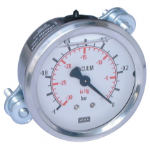 Vacuum Gauges, Centre Back Connection