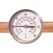 Dial Pipe Thermometers