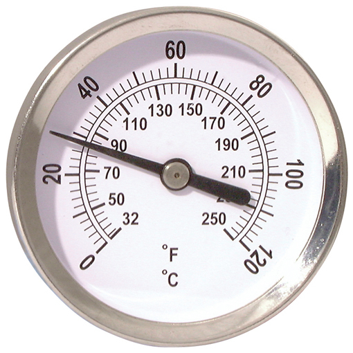 Magnetic Dial Thermometers