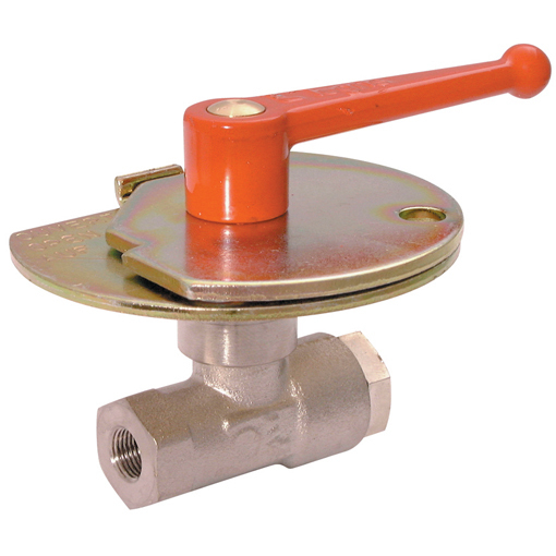 Lockable Ball Valves