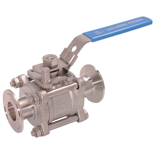 Valves - Clamp Type