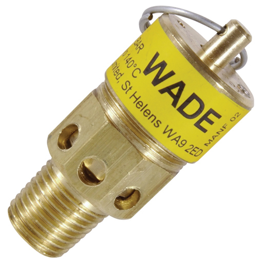 Wade Safety Relief Valves - Series 6000