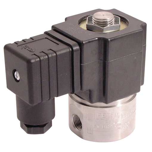 Peter Paul Stainless Steel 2/2 N/C, Direct Acting Solenoid Valves