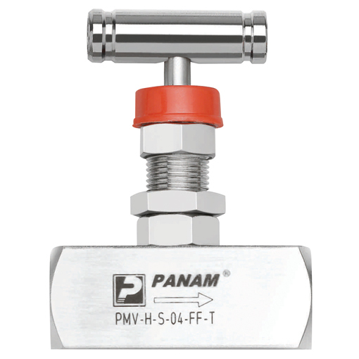 3,000 psi Rated Mini Needle Valve