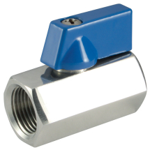 316 Stainless Steel Mini Ball Valves