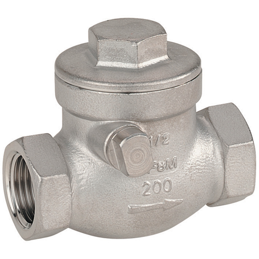 316 Stainless Steel Swing Check Valves