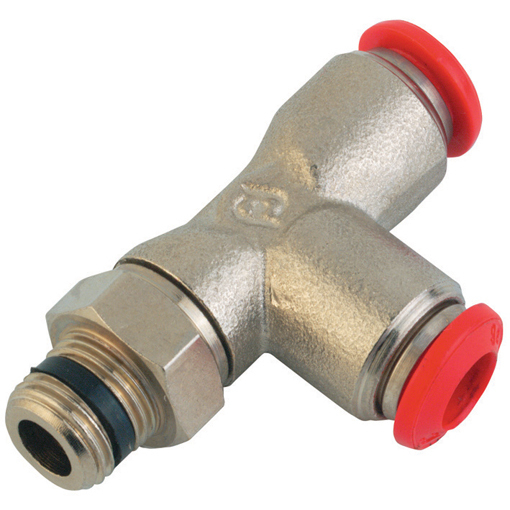 Aignep Swivel Male Tee Adaptors