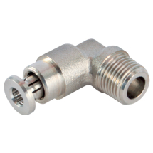 58100-4-M6 Elbow Male Adaptor