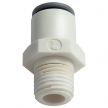 Leak-free, Push-in Fittings BSP Threads, Metric Tube
