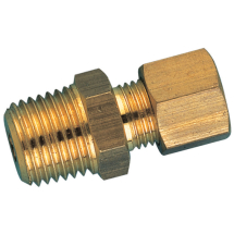 Metric Brass Compression Fittings