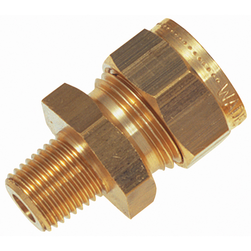Brass Compression Fittings, Imperial