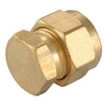 "WADE-1103 1/4"" OD Blanking End"