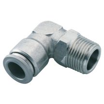 Aignep Swivel Elbow Male Adaptors