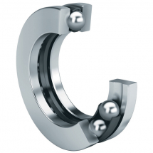 Thrust Bearings with Angular Misalignment