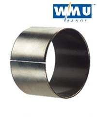 Wrapped PTFE Lined Bearings , Imperial Plain