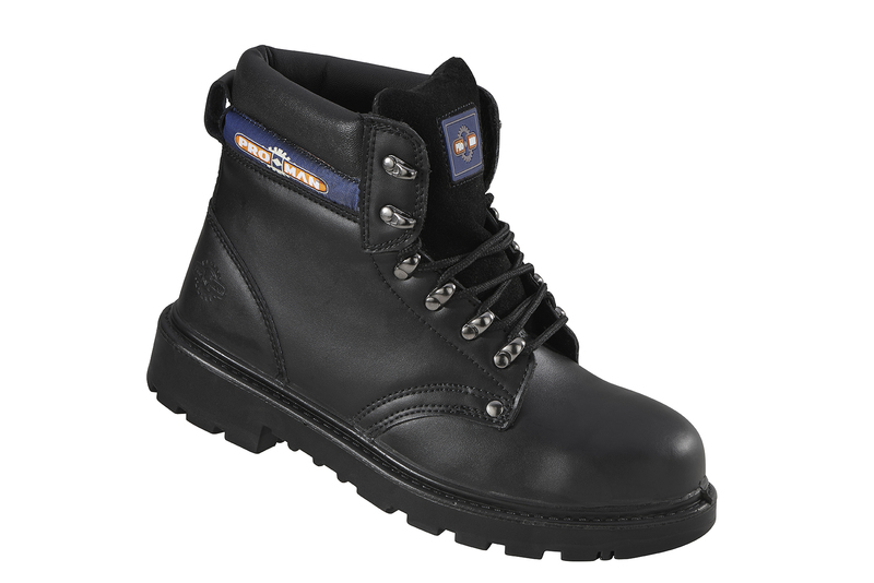 PM4002 Pro-Man Safety Boots - Black
