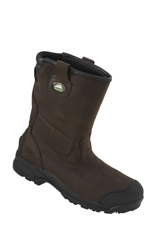 RF70 Rockfall Texas 2 Lightweight Rigger Boots - Brown