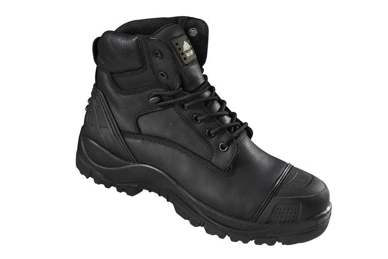 RF460 Rockfall Slate Composite Safety Boots - Black