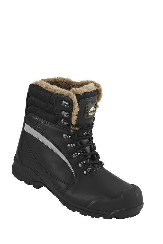 RF001 Rockfall Alaska Cold Temperature Boots - Black