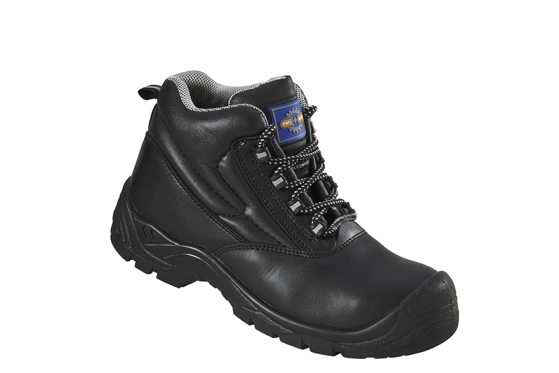 PM600 Pro-Man Composite Safety Boots - Black