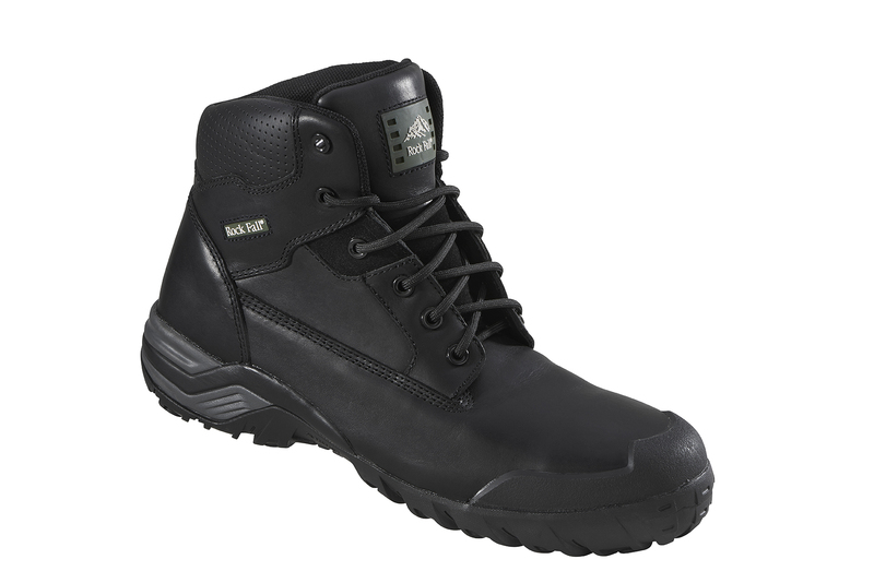 RF440ASC Rockfall Flint Composite Safety Boots - Black