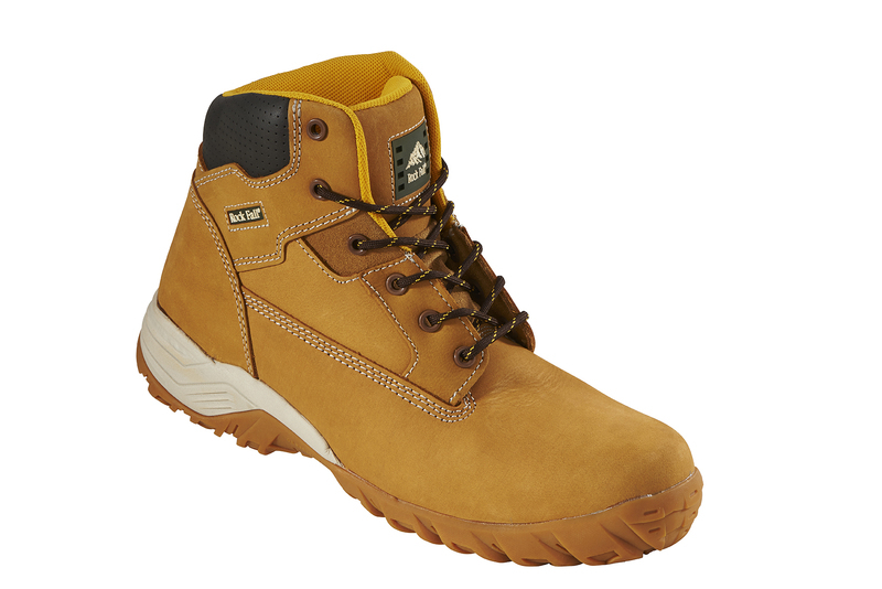 RF440C Rockfall Flint Composite Safety Boots - Honey