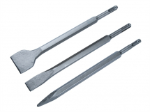 Steels - Chisel & Points