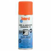 Ambersil Label & Adhesive Remover FG