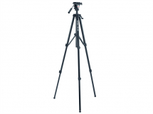 TRI 100 1/4in Thread Aluminum Mounting Tripod 70-172cm