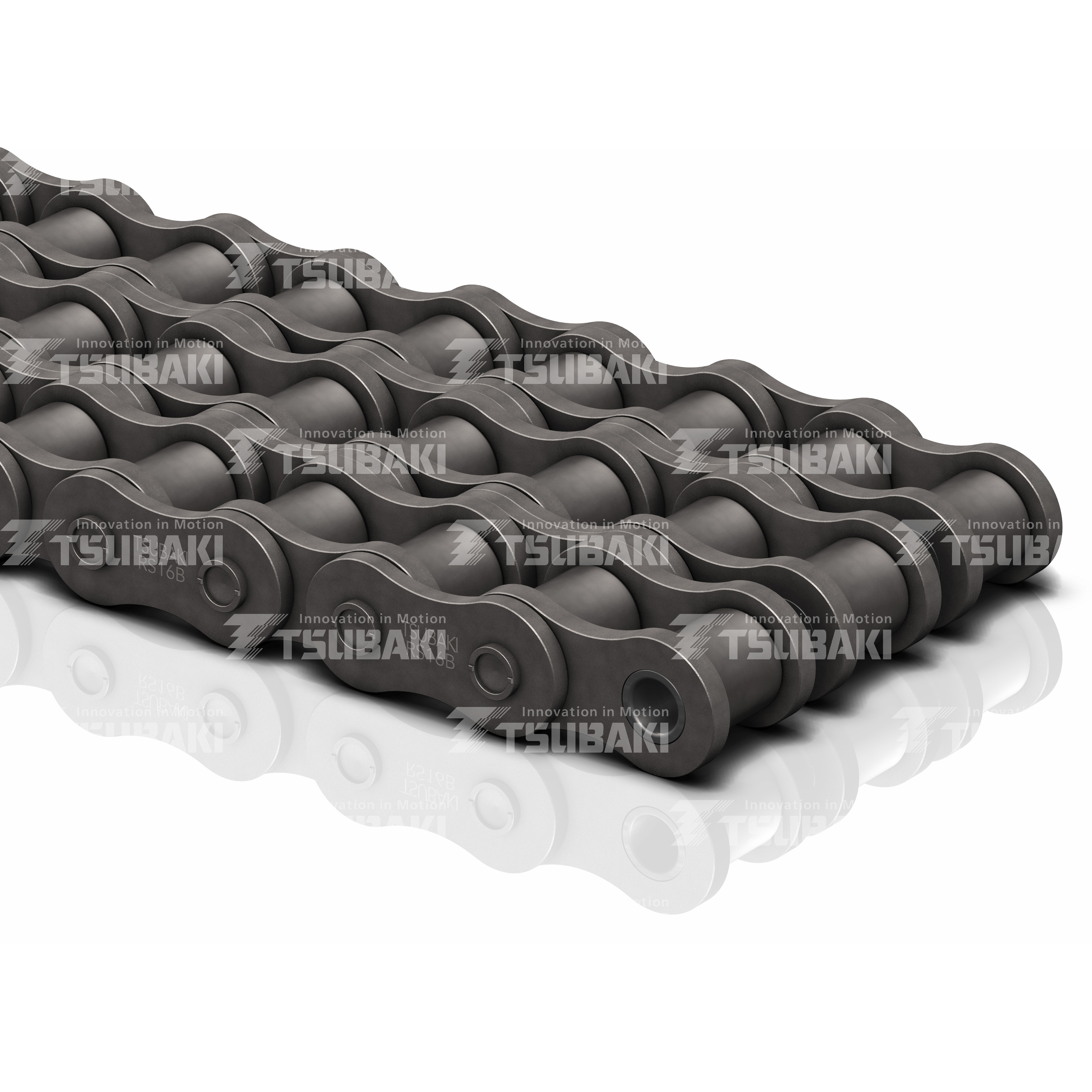 RS12B Triplex Chain 5 Metre Box