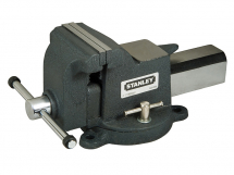 MaxSteel Heavy-Duty Bench Vice 100mm (4in)