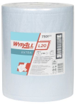 BLUE WIPE ROLL 500 SHEETS 250mm DIA 300MM WIDE 55MM CORE