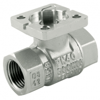 Stainless Steel ISO Pad Valves